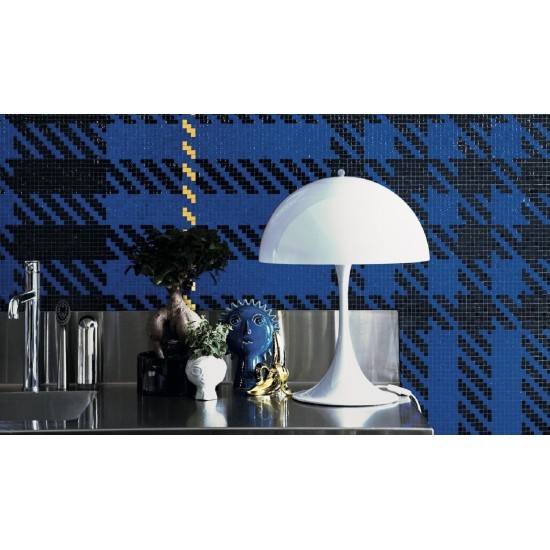 BISAZZA DECORI TIMELESS ALBERT BLUE