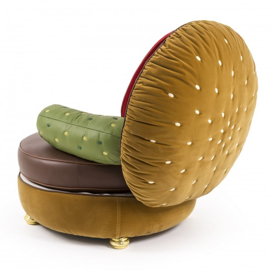 SELETTI BURGER CHAIR