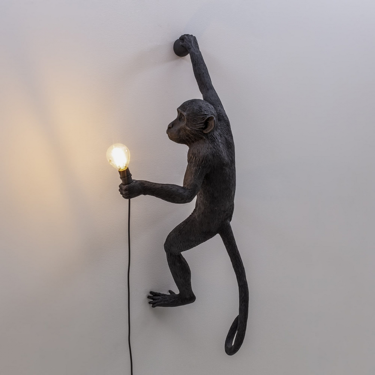 Seletti The Monkey Lamp Hanging Right Version Tattahome