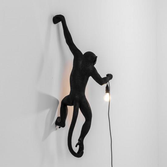 SELETTI THE MONKEY LAMP HANGING LEFT VERSION