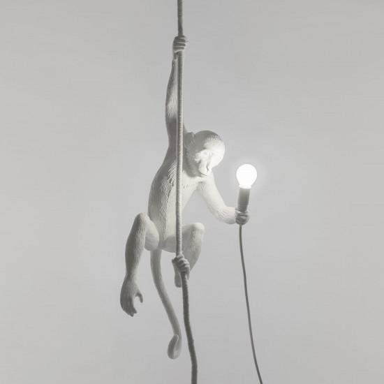 SELETTI THE MONKEY LAMP CEILING VERSION