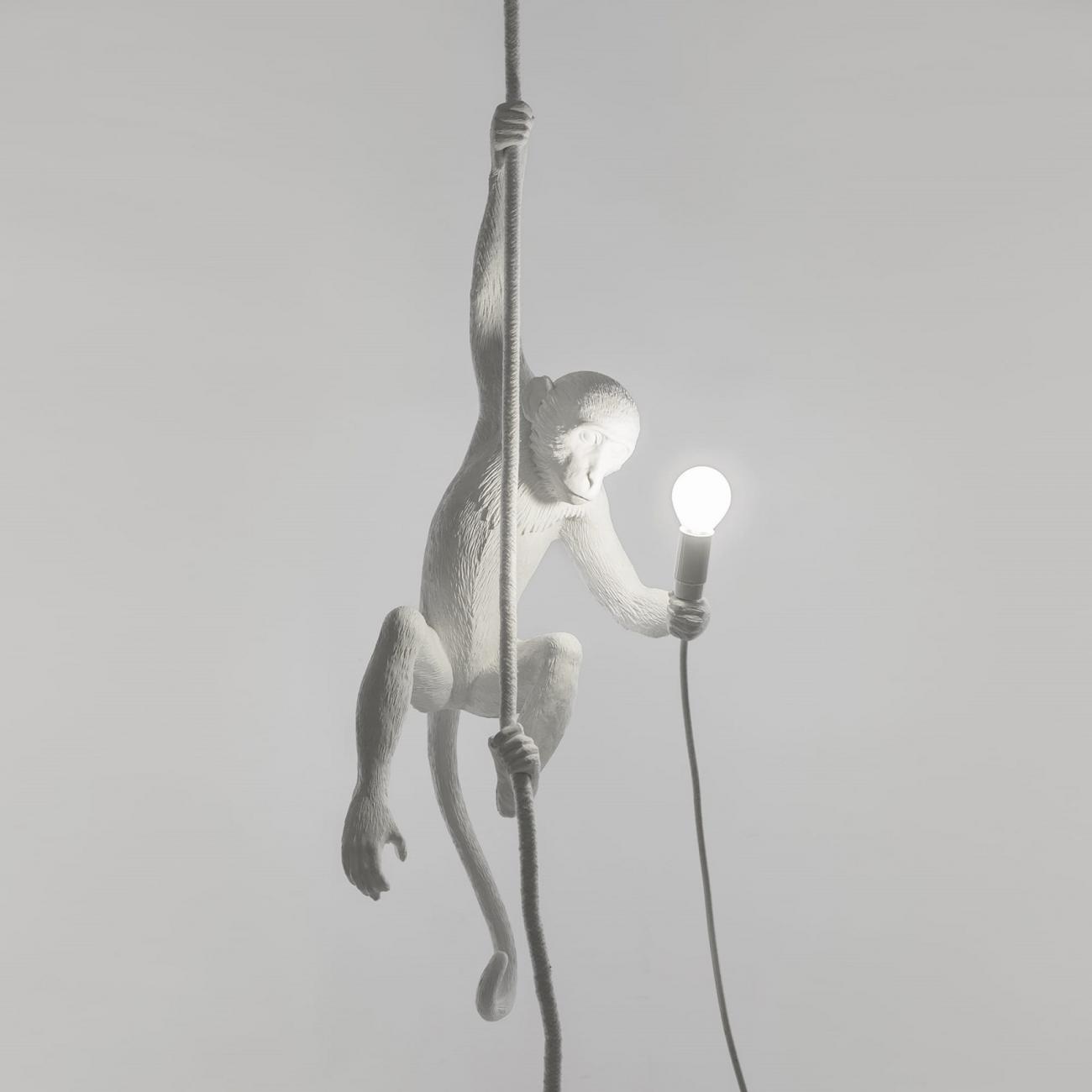 SELETTI THE MONKEY LAMPADA DA SOFFITTO