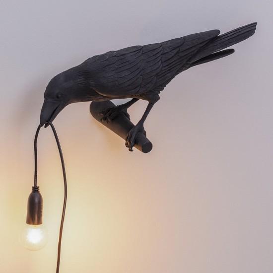 SELETTI BIRD LOOKING LEFT LAMPADA