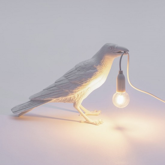 SELETTI BIRD WAITING LAMP