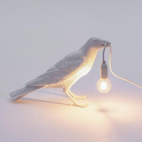 SELETTI BIRD WAITING LAMPADA