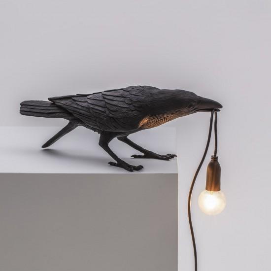SELETTI BIRD PLAYING LAMPADA