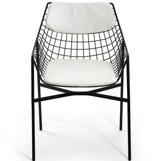 VARASCHIN SUMMER SET DINING ARMCHAIR