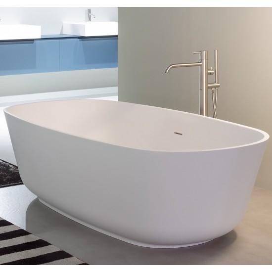 BAIAS ANTONIO LUPI OVAL CRISTALPLANT BATHTUB 170X70