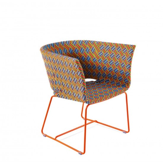 VARASCHIN KENTE LOUNGE ARMCHAIR