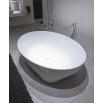 SOLIDEA1 ANTONIO LUPI OVAL CRISTALPLANT BATHTUB