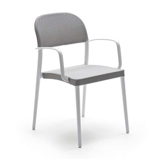 VARASCHIN SAIA CHAIR WITH ARMRESTS
