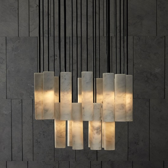 SALVATORI SILO CHANDELIER CEILING LIGHT