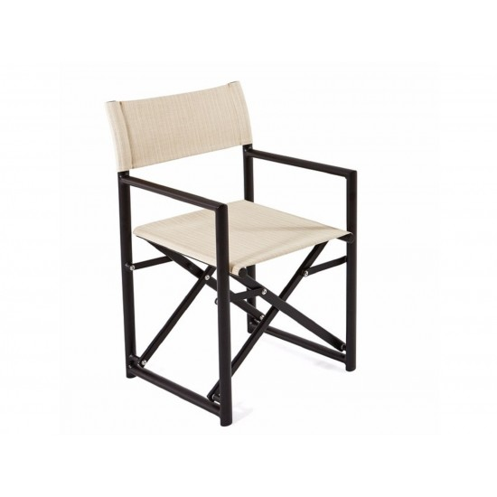 VARASCHIN VICTOR FOLDABLE DIRECTOR ARMCHAIR