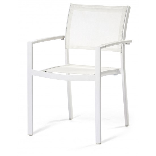 VARASCHIN VICTOR CHAIR WITH ARMS