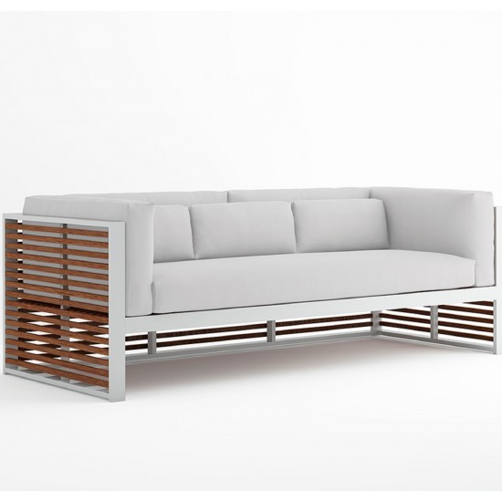 GANDIA BLASCO DNA TEAK SOFA