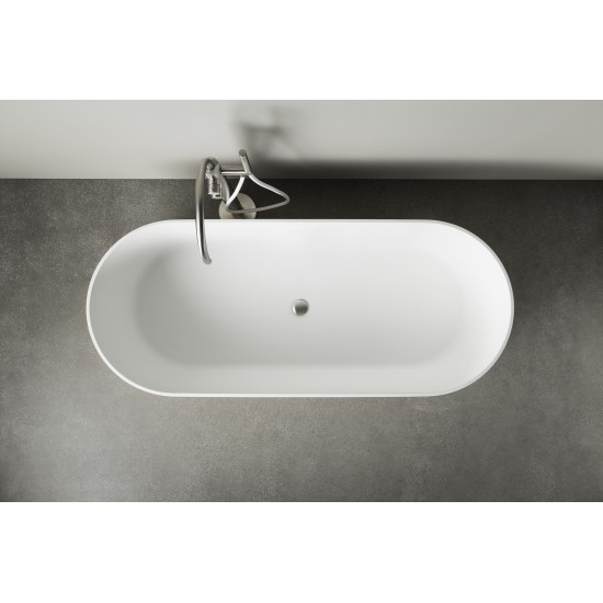 REXA DESIGN MY PLANET FREESTANDING BATHTUB