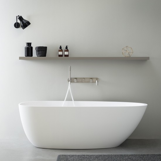 REXA DESIGN DISDOTO FREESTANDING BATHTUB