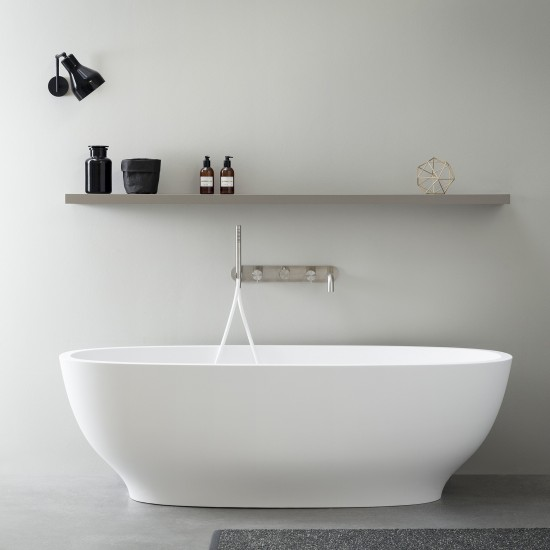 REXA DESIGN BATèLA FREESTANDING BATHTUB