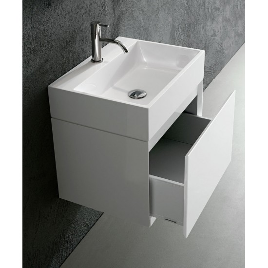 GESTO ANTONIO LUPI  BATHROOM CABINET 54 MATT
