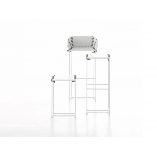 GANDIA BLASCO TEXTILE HIGH STOOL