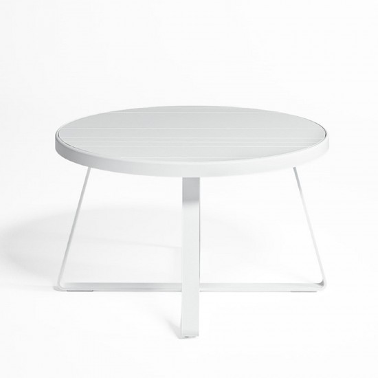 GANDIA BLASCO FLAT ROUND DINING TABLE