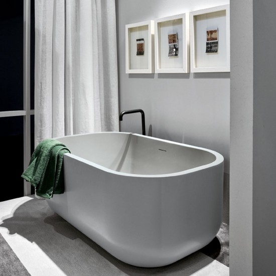 CIELO DAFNE FREESTANDING BATHTUB