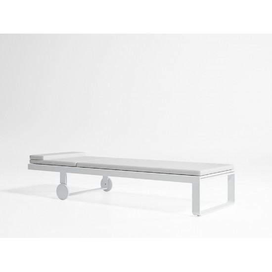 GANDIA BLASCO FLAT CHAISELONGUE