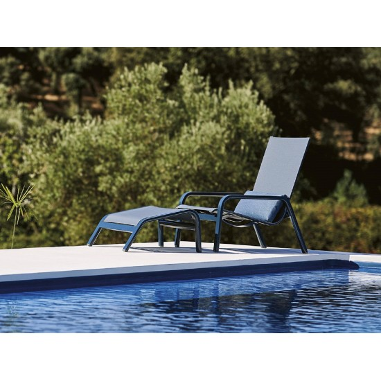 GANDIA BLASCO STACK HIGH BACK LOUNGE CHAIR