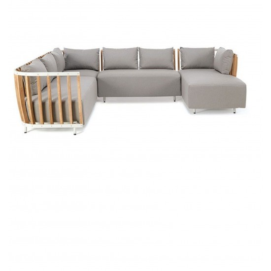ETHIMO SWING CHAISE LONGUE RIGHT SIDE