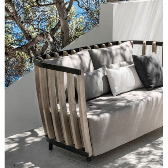 ETHIMO SWING OUTDOOR TWO SEATS SOFA