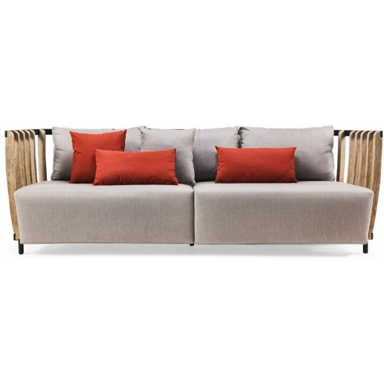 ETHIMO SWING OUTDOOR THREE SEATS SOFA