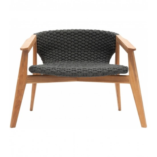 ETHIMO KNIT LOUNGE ARMCHAIR