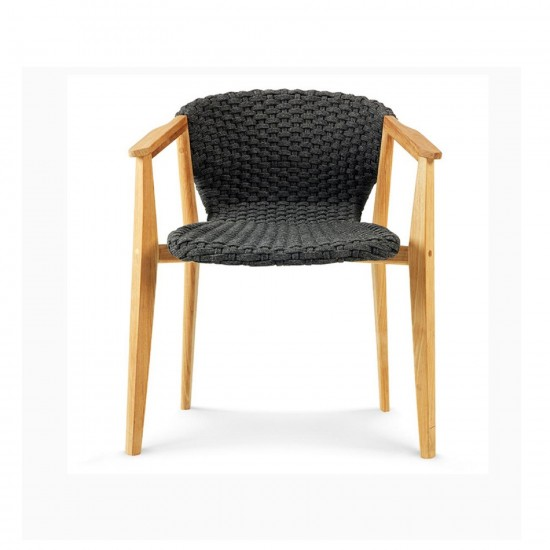 ETHIMO KNIT DINING ARMCHAIR