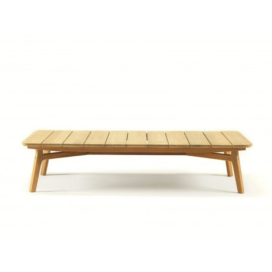 ETHIMO KNIT COFFEE TABLE