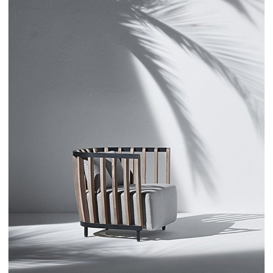 ETHIMO SWING LOUNGE ARMCHAIR