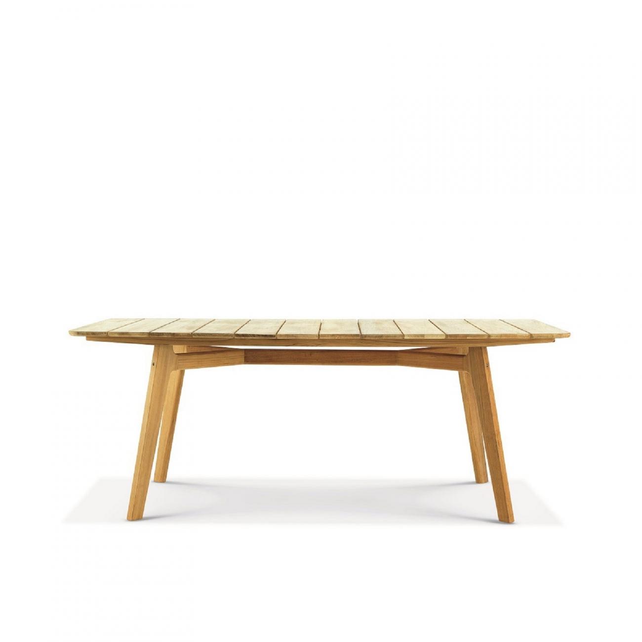 ETHIMO KNIT RECTANGULAR TABLE