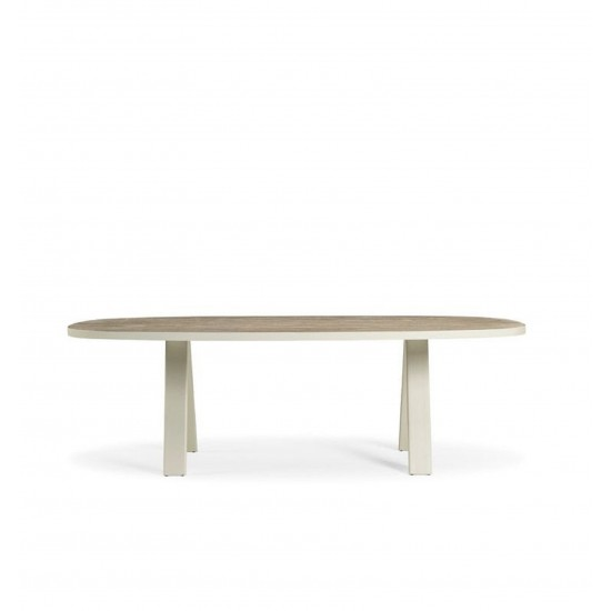 ETHIMO ESEDRA OVAL TABLE