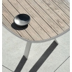 ETHIMO ESEDRA OVAL TABLE