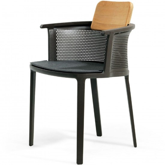 ETHIMO NICOLETTE DINING ARMCHAIR