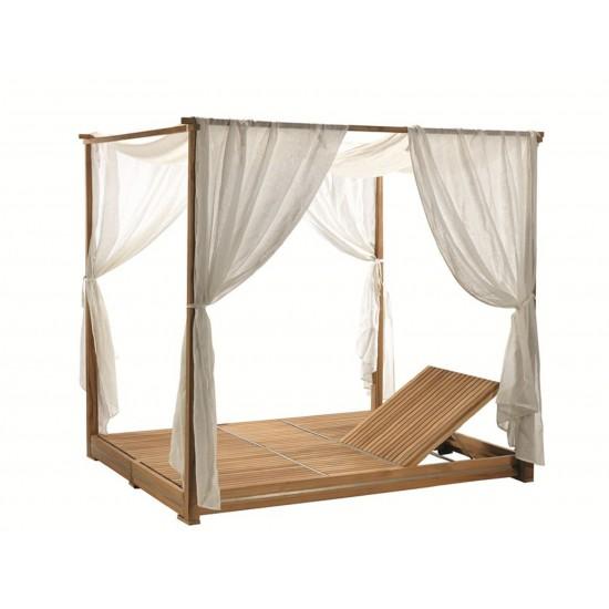 ETHIMO ESSENZA LOUNGE BED