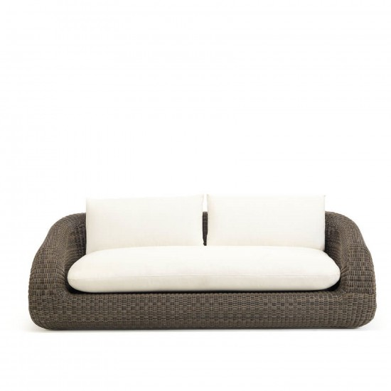 ETHIMO PHORMA THREE-SEAT SOFA