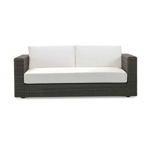 ETHIMO CUBE THREE SEATER SOFA