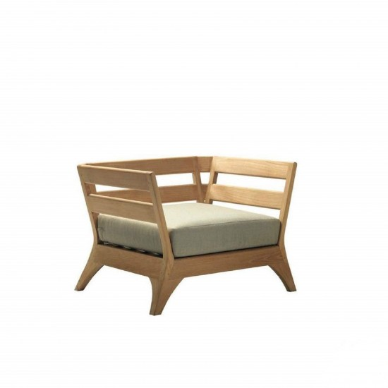 ETHIMO VILLAGE LOUNGE ARMCHAIR