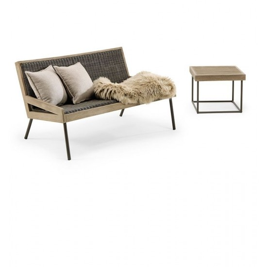 ETHIMO ALLAPERTO MOUNTAIN 2 SEATER SOFA