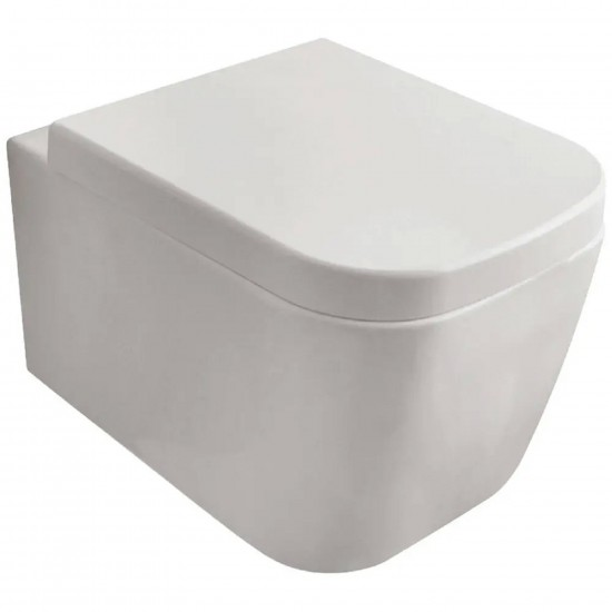 GLOBO STONE 45.36 WALL-HUNG WC