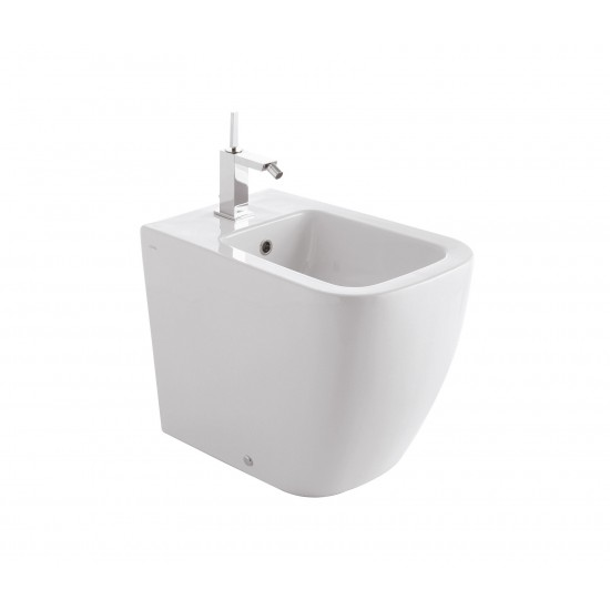 GLOBO STONE 45.36 BACK TO WALL BIDET