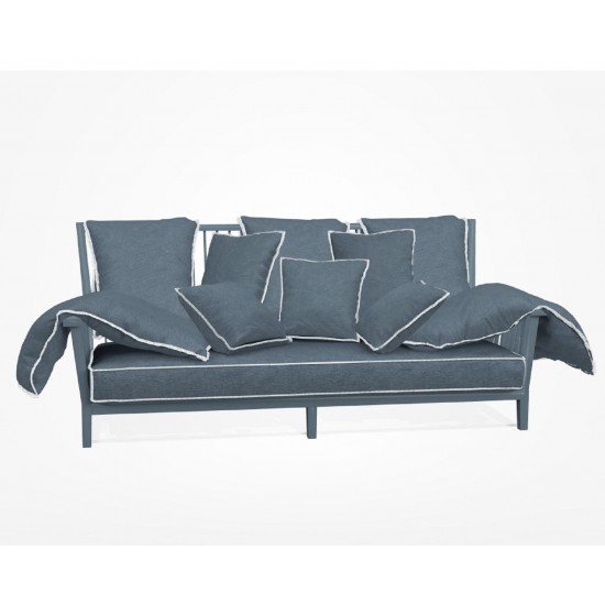 GERVASONI GRAY SOFA