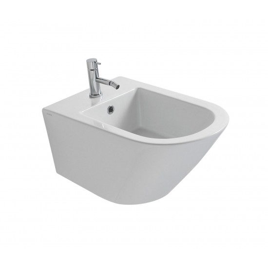 GLOBO FORTY3 57.36 WALL-HUNG BIDET