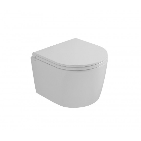 GLOBO FORTY3 43.36 WALL-HUNG WC