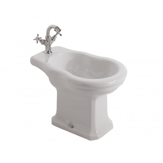 GLOBO PAESTUM BACK TO WALL BIDET